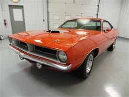Picture of Classic 1970 Plymouth Cuda located in Christiansburg Virginia Offered by Duncan Imports & Classic Cars - JL8U