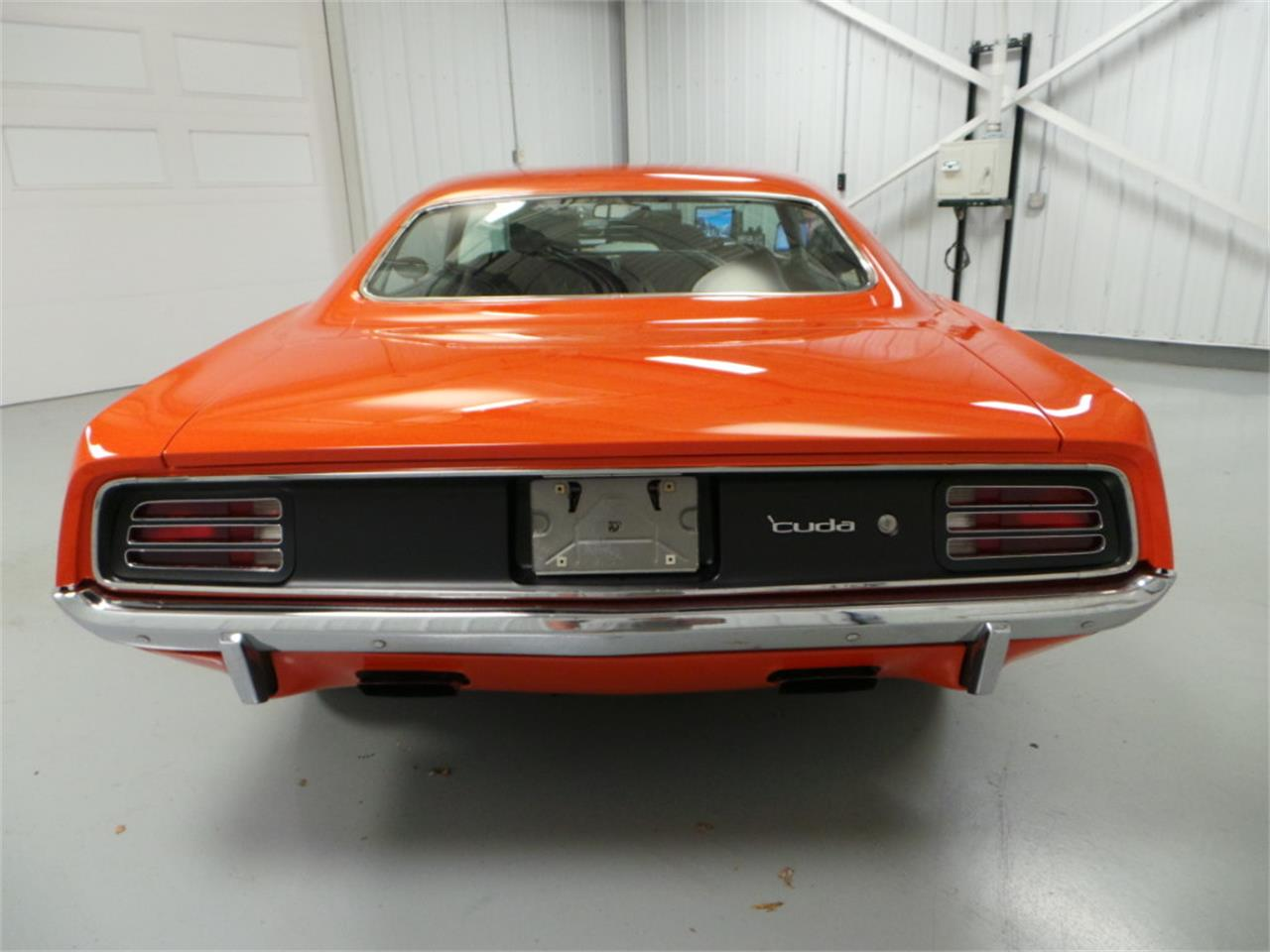 Large Picture of 1970 Cuda located in Christiansburg Virginia - $69,912.00 Offered by Duncan Imports & Classic Cars - JL8U