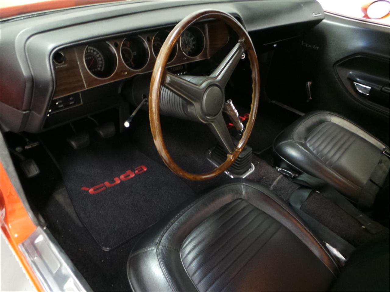 Large Picture of Classic 1970 Plymouth Cuda - JL8U