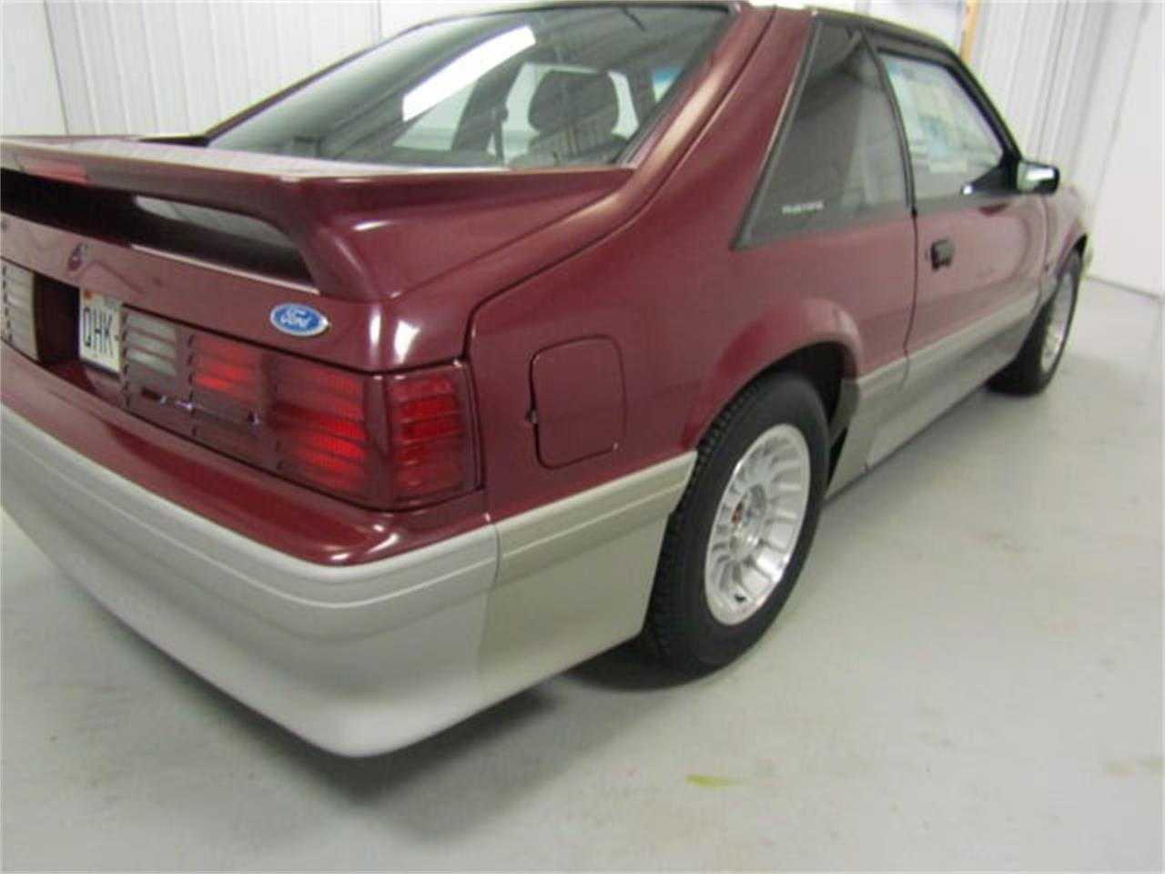 Large Picture of '89 Mustang - JL9U
