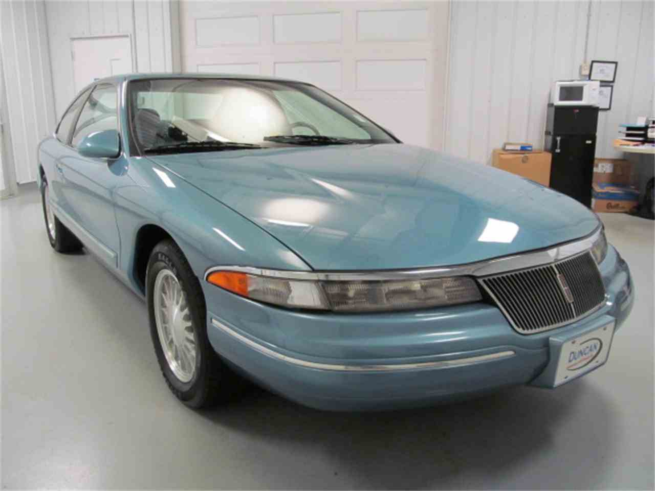 Large Picture of '93 Lincoln Mark VIII located in Virginia - $9,900.00 - JL9Z