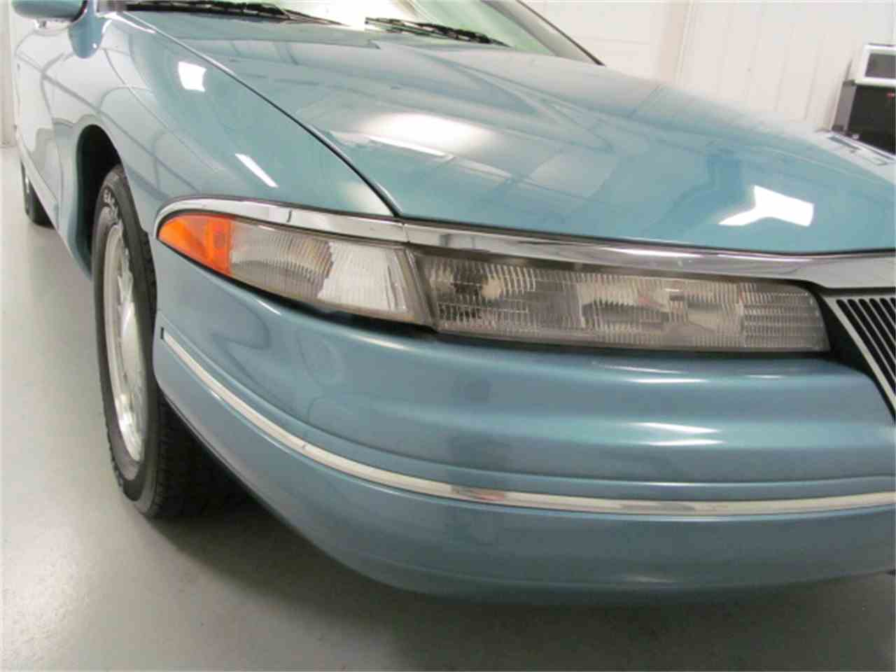 Large Picture of 1993 Lincoln Mark VIII Offered by Duncan Imports & Classic Cars - JL9Z