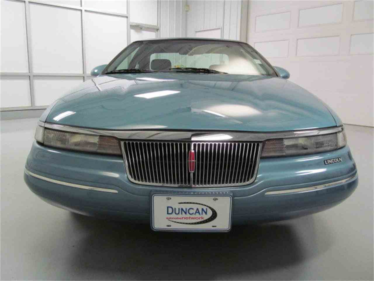 Large Picture of 1993 Mark VIII - JL9Z