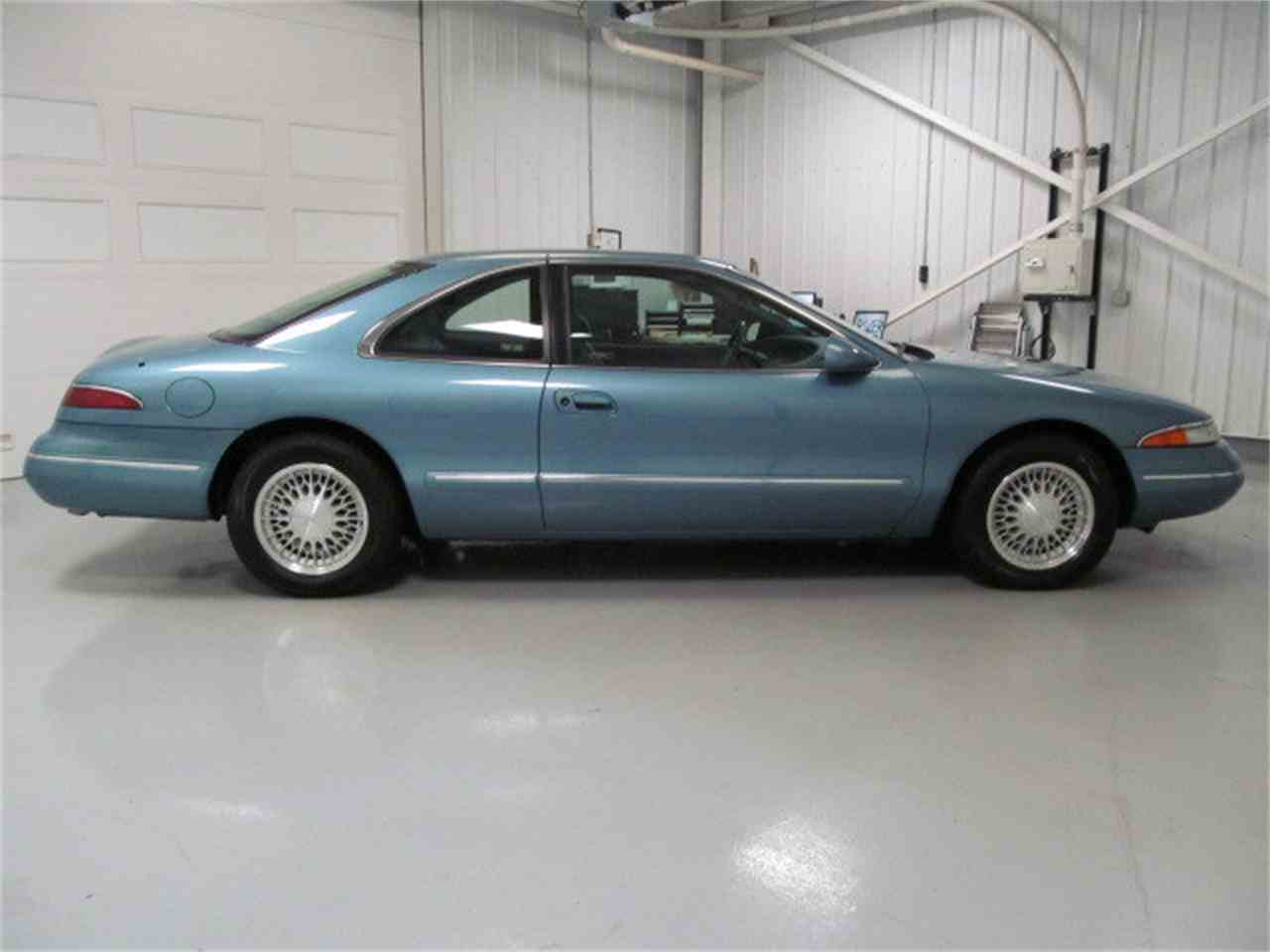 Large Picture of '93 Lincoln Mark VIII located in Christiansburg Virginia Offered by Duncan Imports & Classic Cars - JL9Z