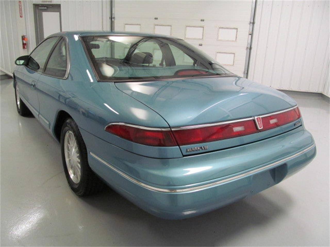 Large Picture of 1993 Lincoln Mark VIII located in Virginia Offered by Duncan Imports & Classic Cars - JL9Z