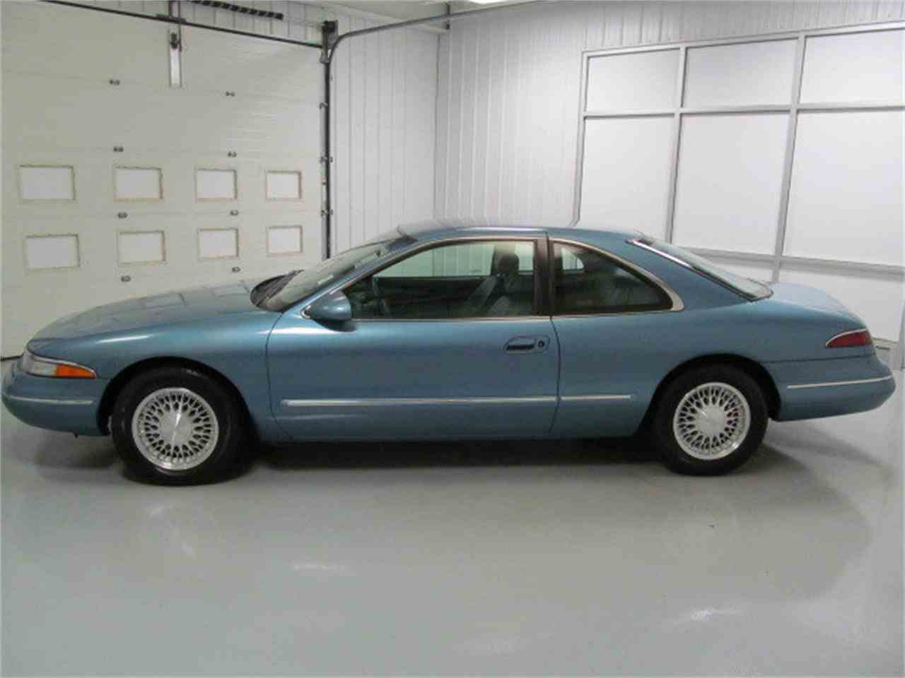 Large Picture of '93 Lincoln Mark VIII - JL9Z