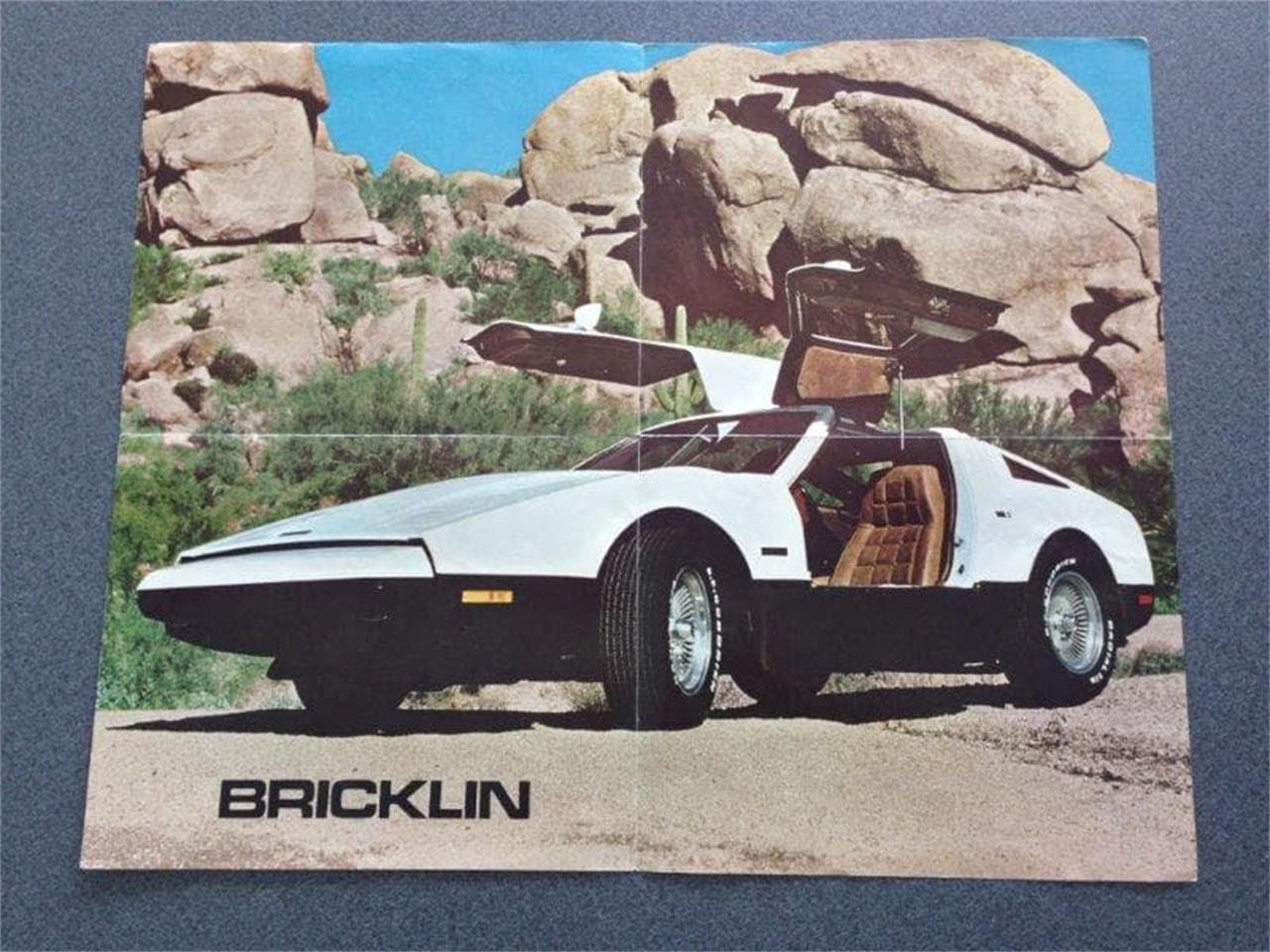 Large Picture of '75 Bricklin SV 1 located in Virginia - $26,700.00 - JLA1