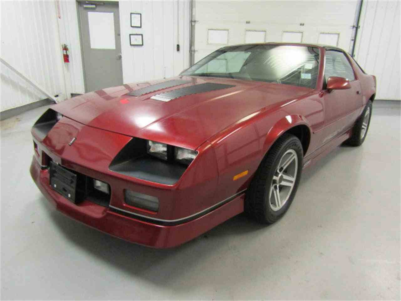 Large Picture of '86 Camaro located in Virginia - $24,900.00 Offered by Duncan Imports & Classic Cars - JLAE