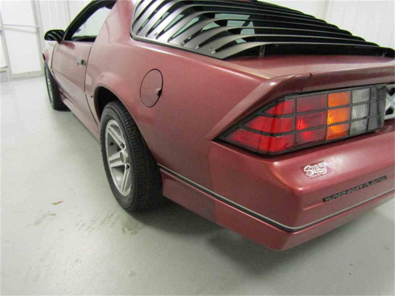 Large Picture of '86 Camaro - JLAE