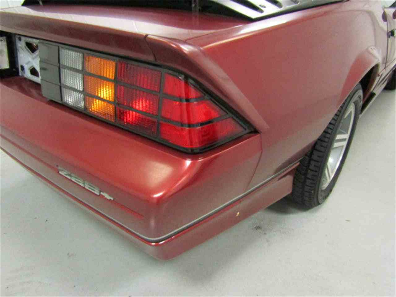 Large Picture of 1986 Camaro located in Christiansburg Virginia Offered by Duncan Imports & Classic Cars - JLAE