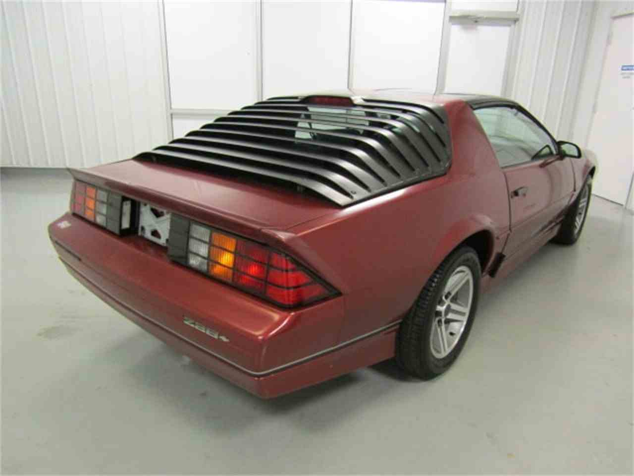 Large Picture of 1986 Chevrolet Camaro located in Virginia - $24,900.00 Offered by Duncan Imports & Classic Cars - JLAE