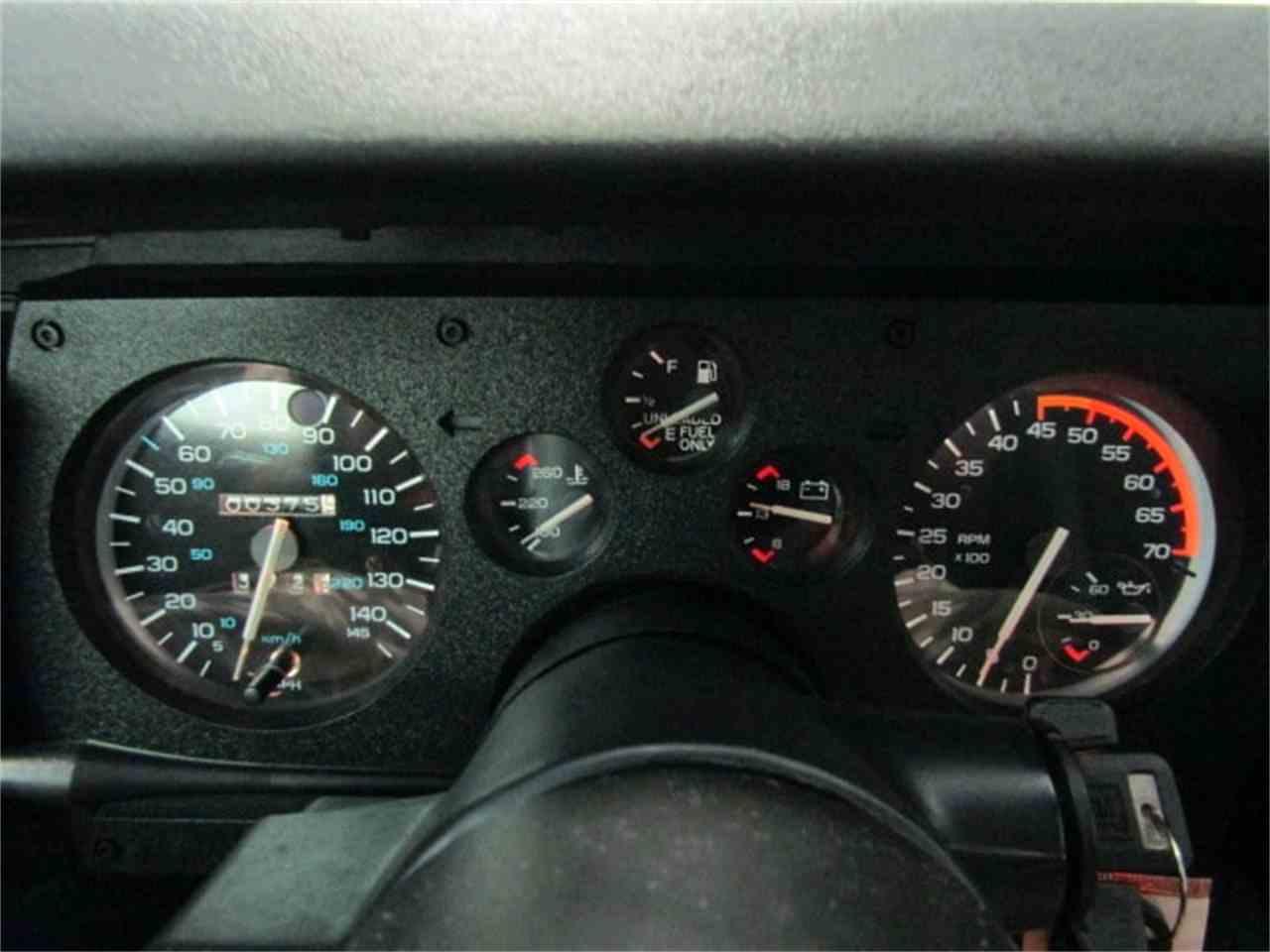 Large Picture of 1986 Camaro located in Christiansburg Virginia - JLAE