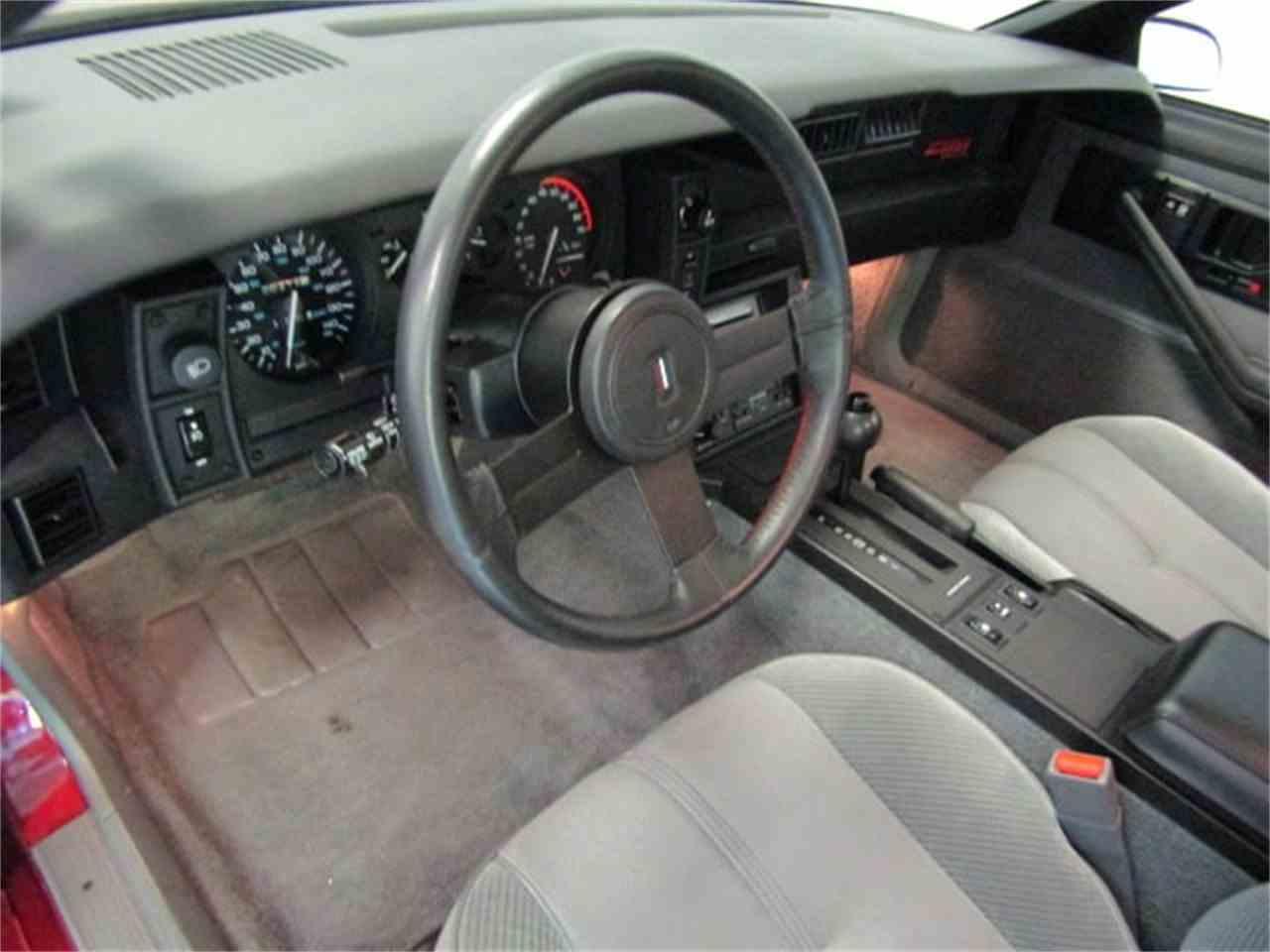 Large Picture of 1986 Chevrolet Camaro - JLAE
