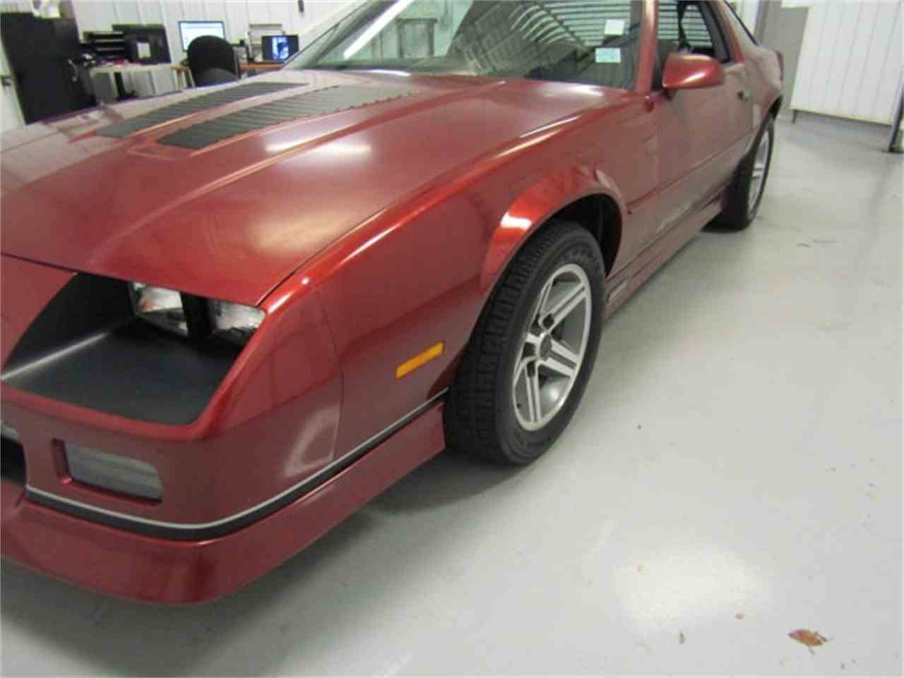 Large Picture of '86 Chevrolet Camaro - $24,900.00 Offered by Duncan Imports & Classic Cars - JLAE