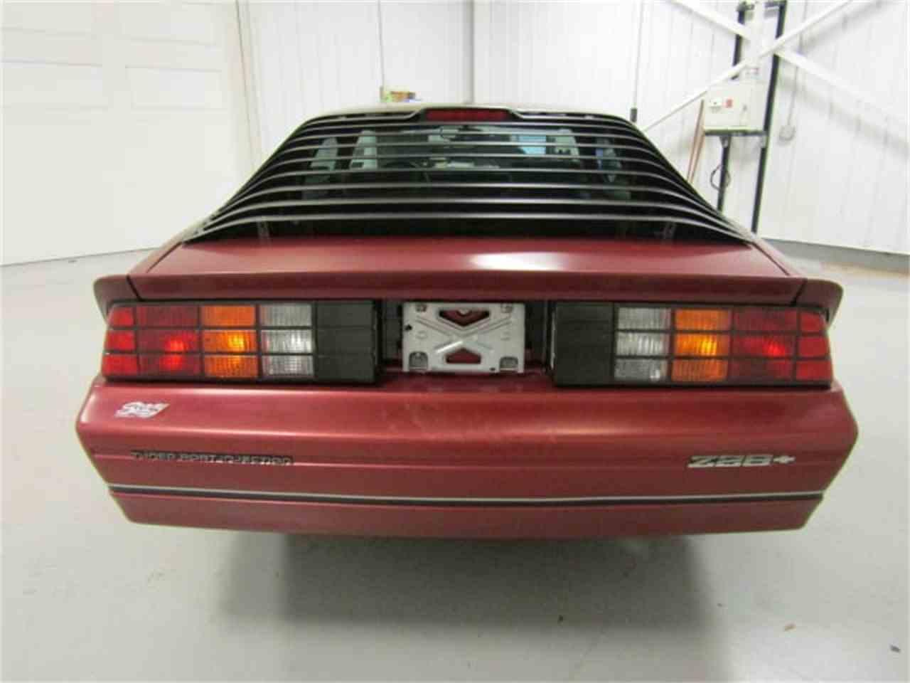 Large Picture of '86 Chevrolet Camaro - JLAE