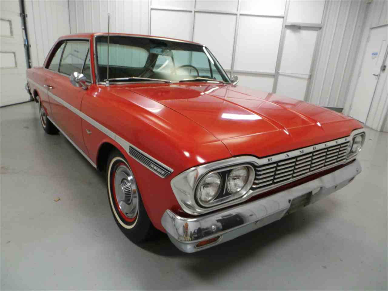 Large Picture of '64 Rambler located in Christiansburg Virginia Offered by Duncan Imports & Classic Cars - JLAX