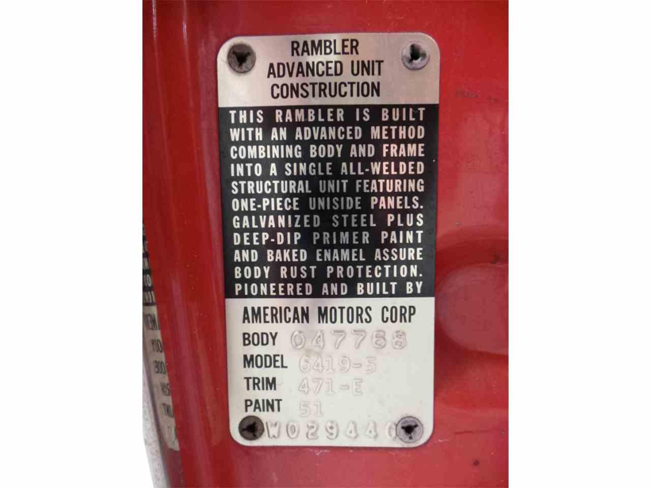 Large Picture of Classic 1964 AMC Rambler - JLAX