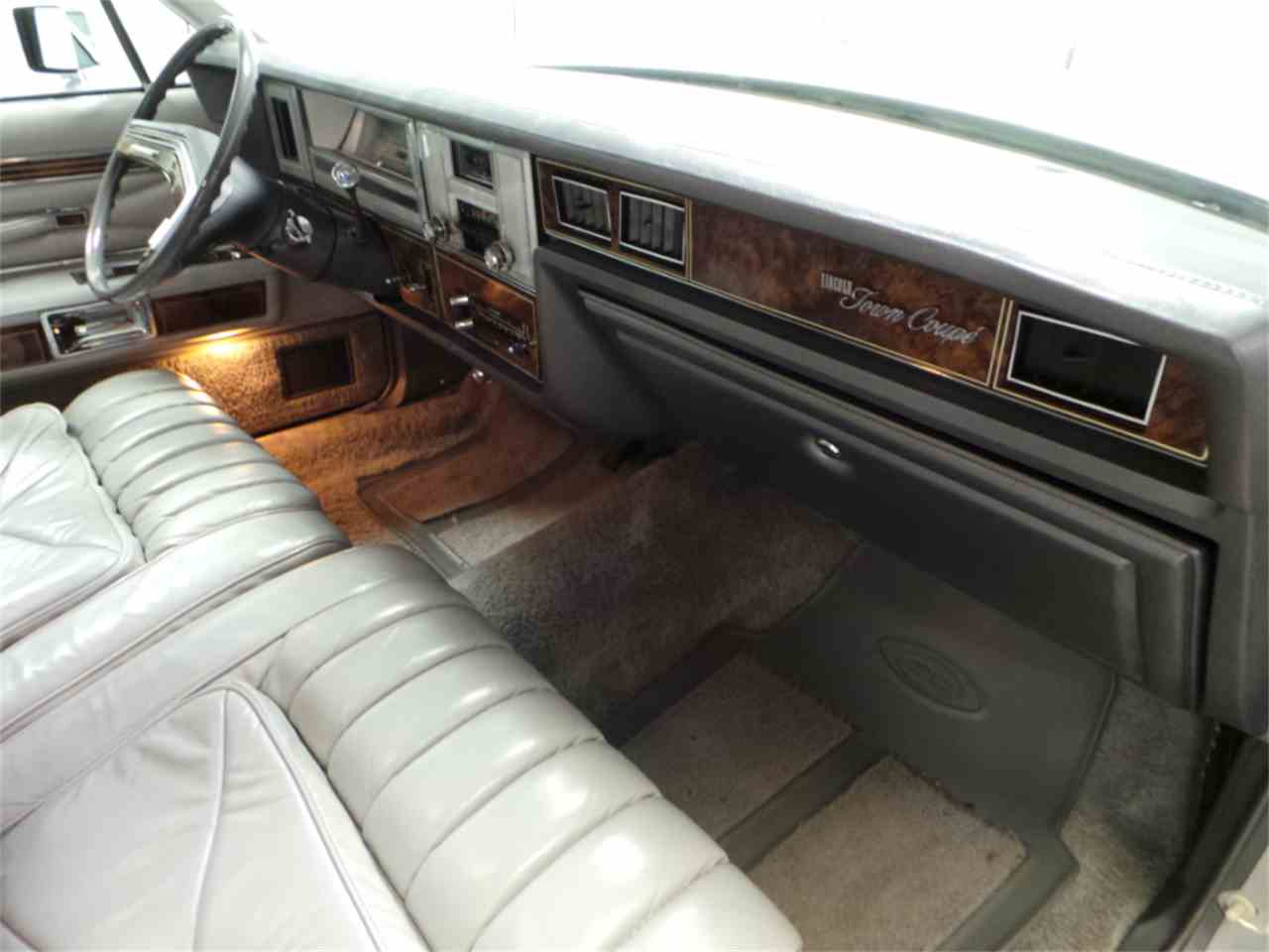 Large Picture of '78 Continental - JLBC