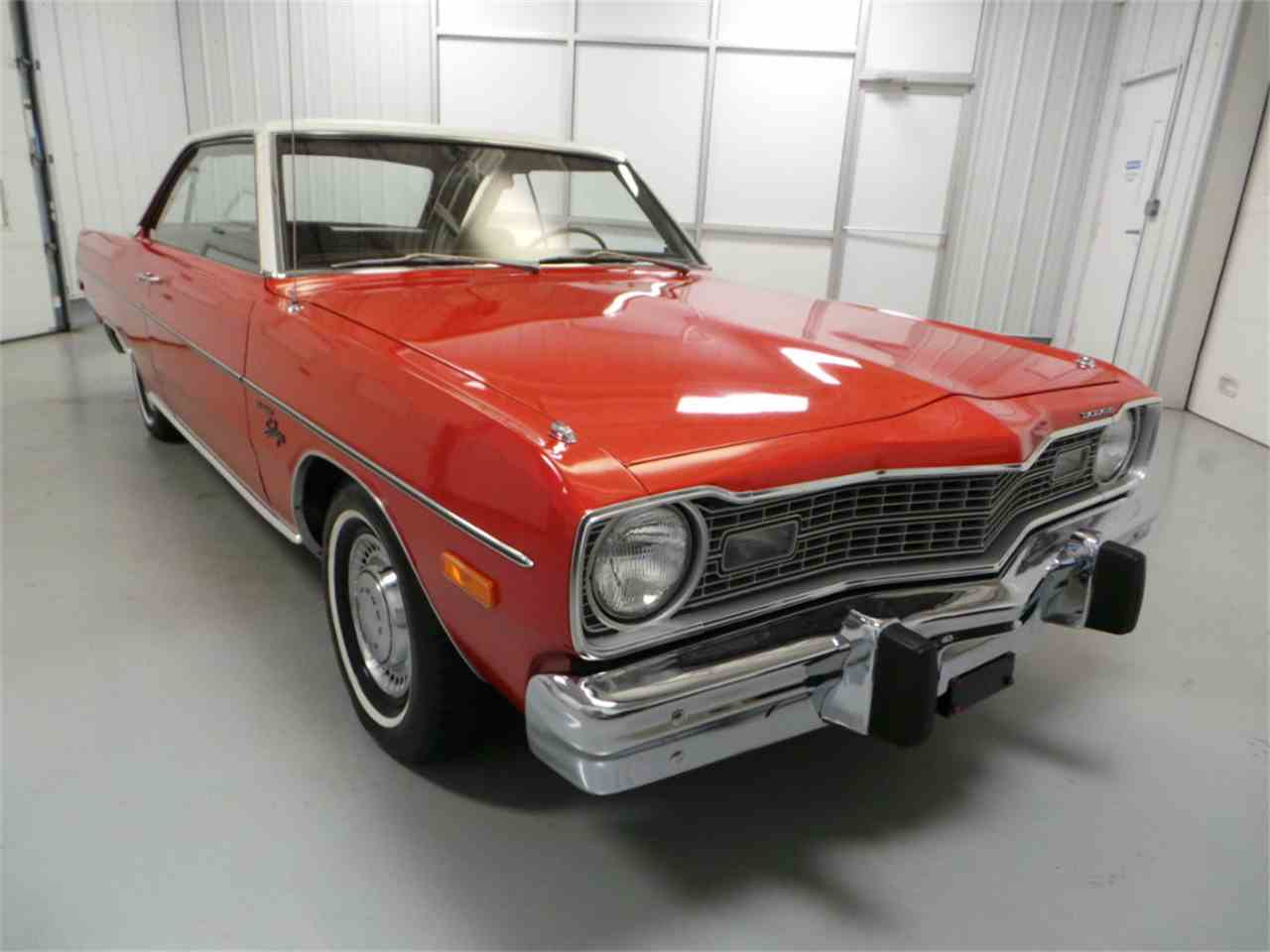 1973 dodge dart for sale cc 914093. Black Bedroom Furniture Sets. Home Design Ideas