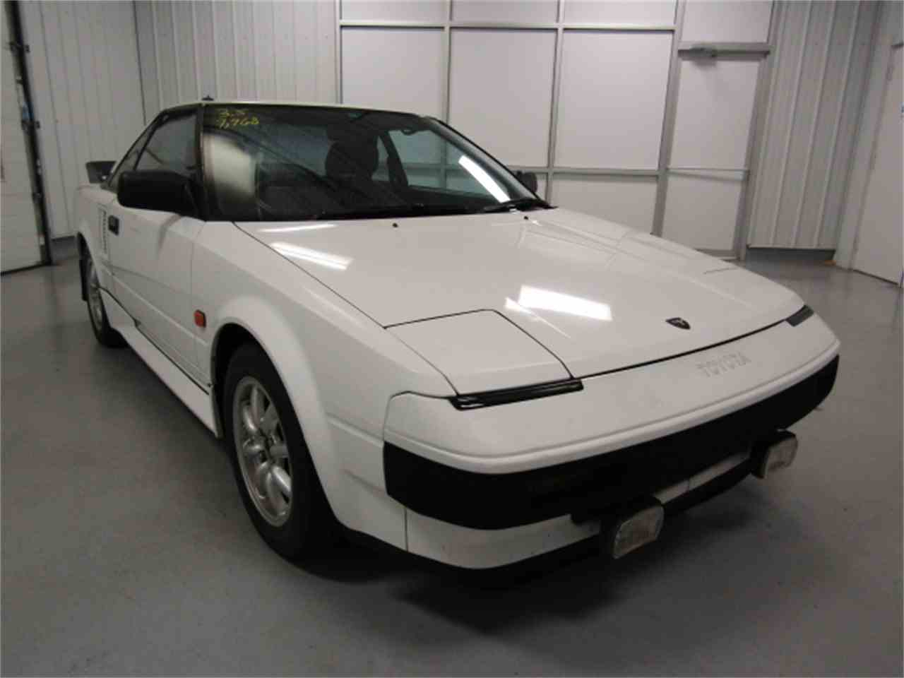 Large Picture of '85 MR2 - JLC0