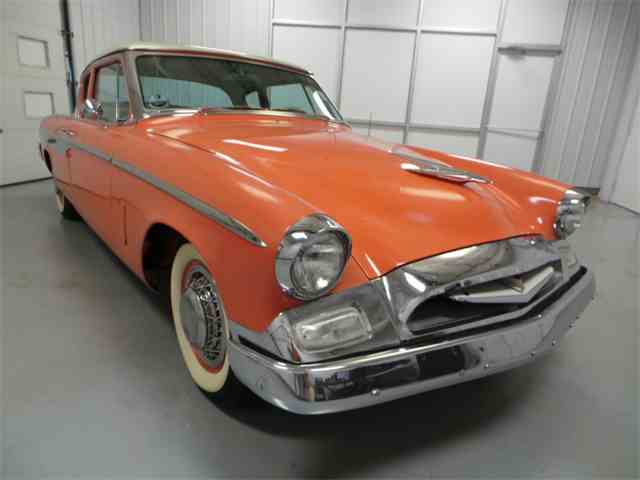 Picture of '55 Studebaker Commander located in Christiansburg Virginia - $26,982.00 Offered by  - JLC1