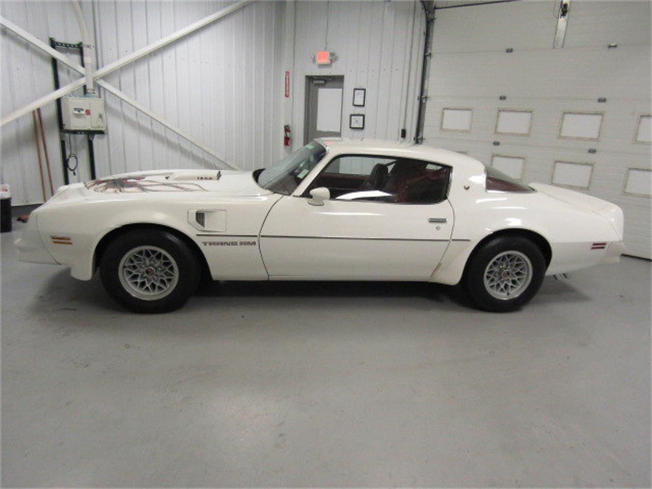 Large Picture of '78 Pontiac Firebird located in Virginia Offered by Duncan Imports & Classic Cars - JLC2