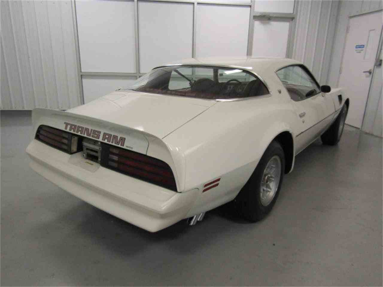 Large Picture of 1978 Pontiac Firebird located in Christiansburg Virginia Offered by Duncan Imports & Classic Cars - JLC2
