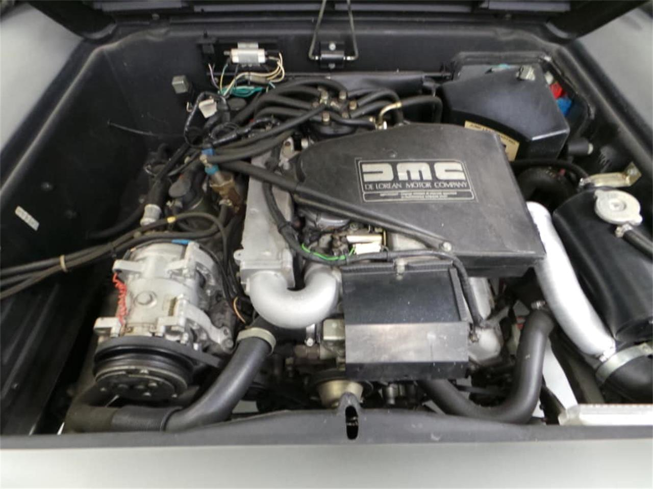 Large Picture of '81 DeLorean DMC-12 - $42,000.00 - JLCI