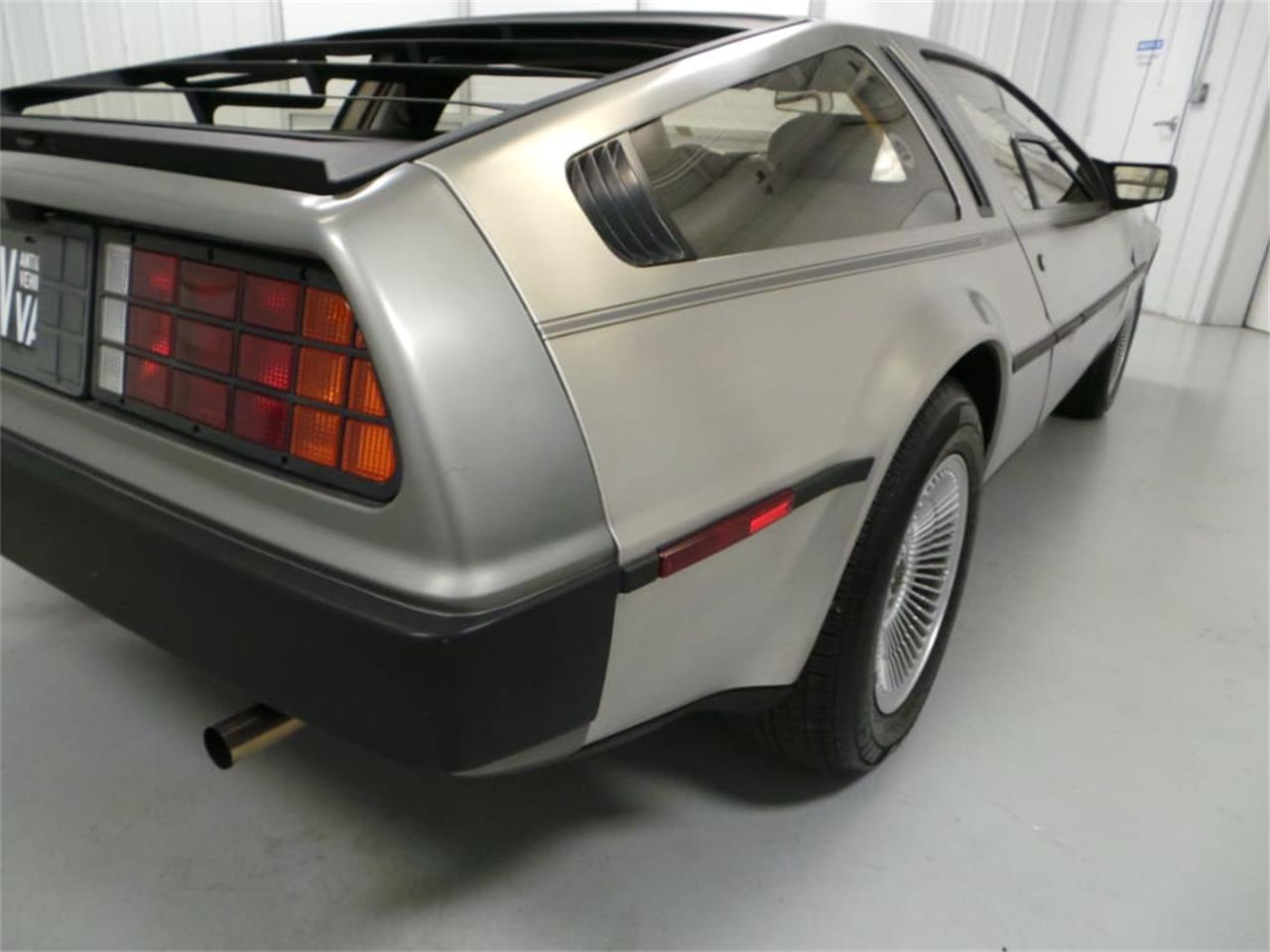 Large Picture of 1981 DeLorean DMC-12 located in Christiansburg Virginia - $42,000.00 Offered by Duncan Imports & Classic Cars - JLCI