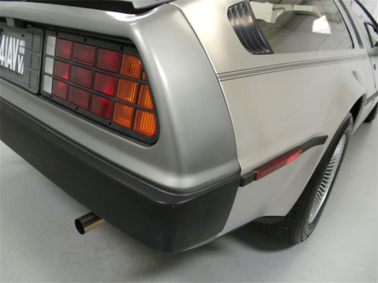 Large Picture of '81 DeLorean DMC-12 located in Christiansburg Virginia - $42,000.00 - JLCI
