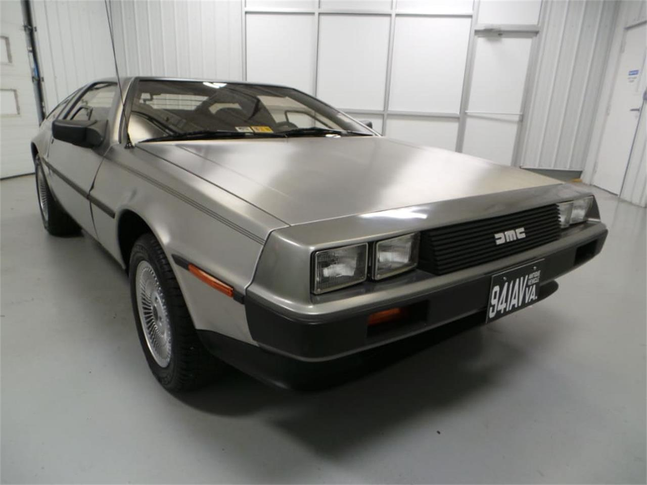 Large Picture of '81 DeLorean DMC-12 - $42,000.00 Offered by Duncan Imports & Classic Cars - JLCI