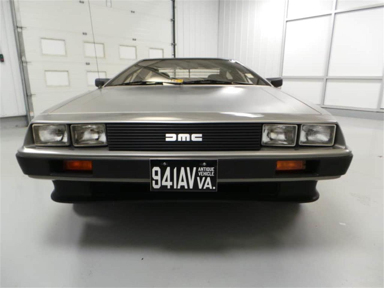 Large Picture of 1981 DeLorean DMC-12 - JLCI