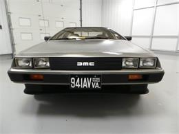 Picture of 1981 DeLorean DMC-12 located in Christiansburg Virginia - $42,000.00 Offered by Duncan Imports & Classic Cars - JLCI