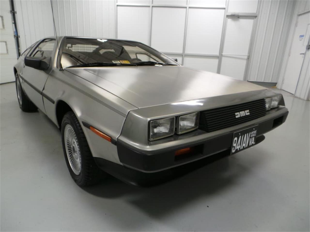 Large Picture of 1981 DeLorean DMC-12 - $42,000.00 - JLCI