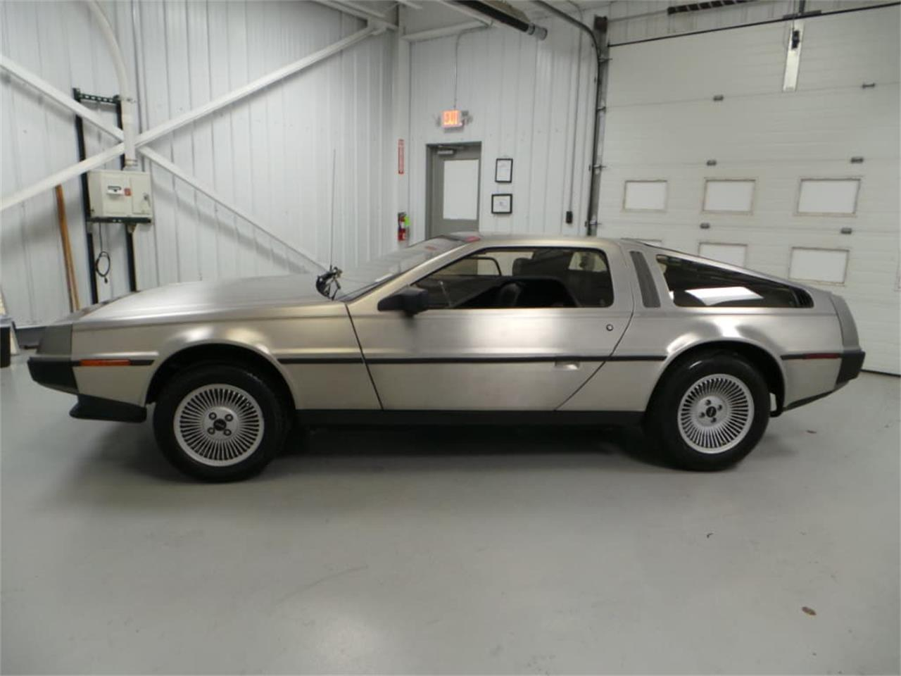 Large Picture of 1981 DeLorean DMC-12 - $42,000.00 Offered by Duncan Imports & Classic Cars - JLCI
