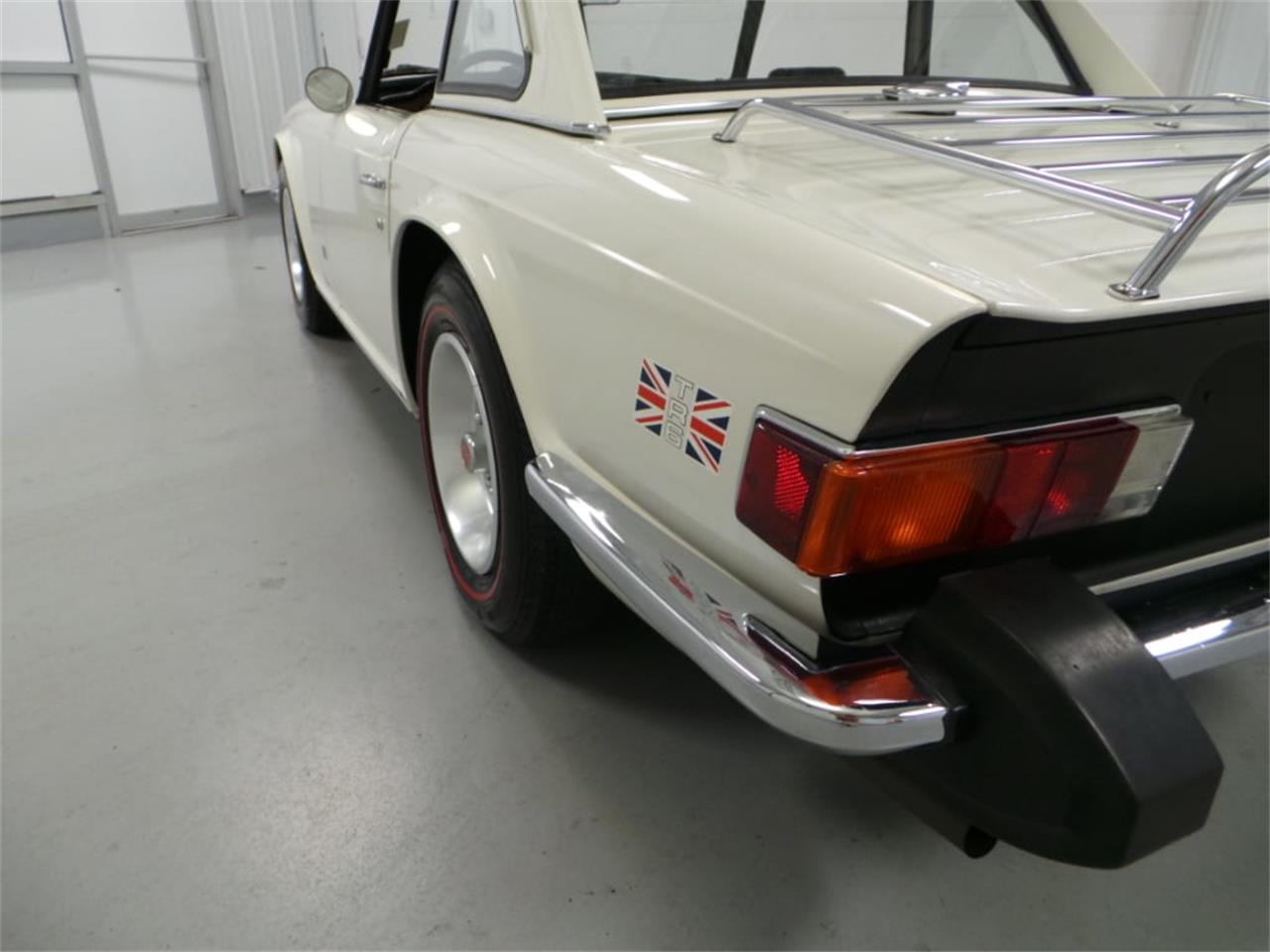 Large Picture of '76 TR6 - JLD7
