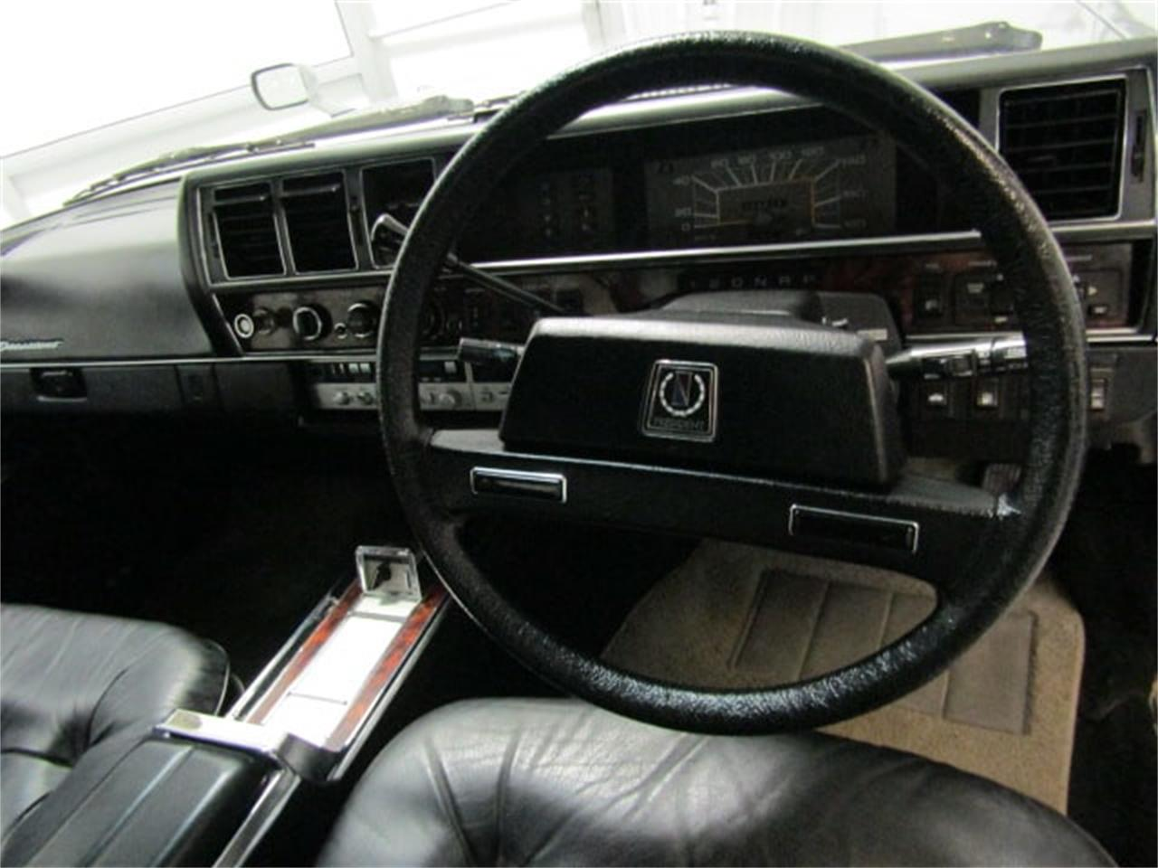 Large Picture of 1990 Nissan President Offered by Duncan Imports & Classic Cars - JLD9