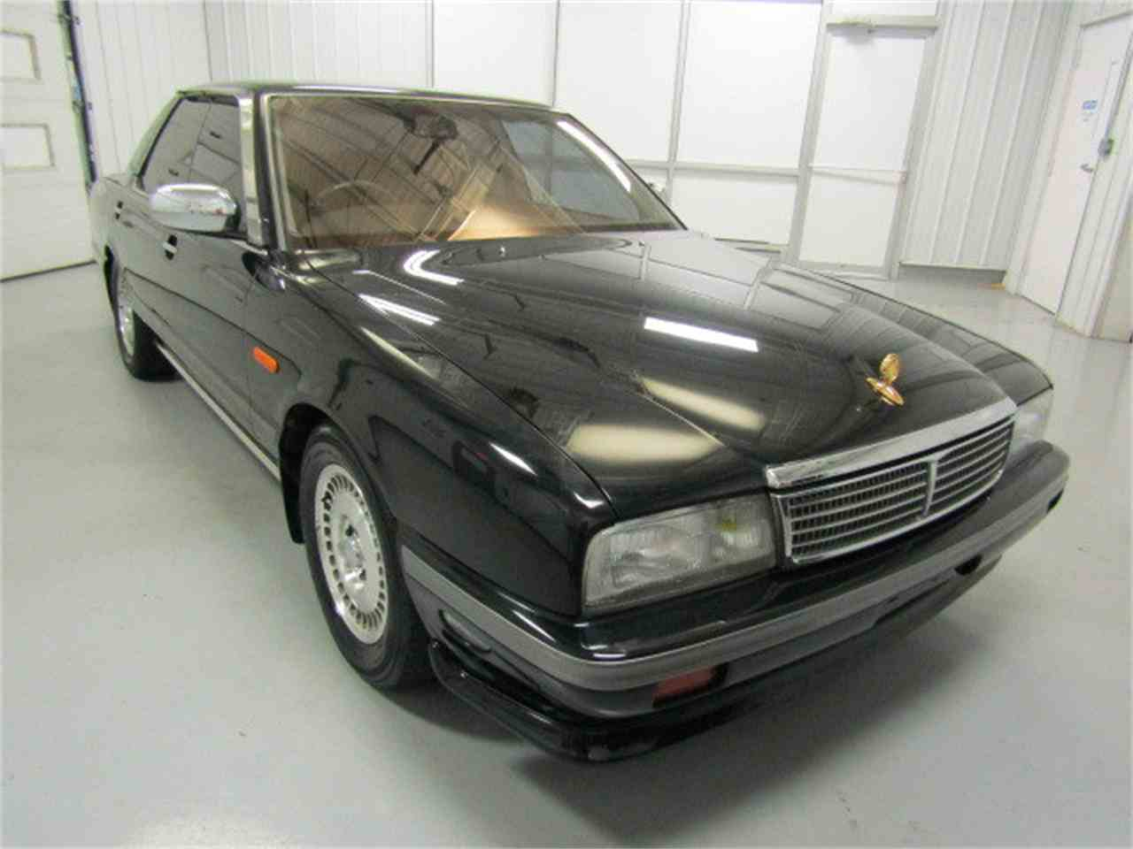 Large Picture of '90 Nissan Cima located in Virginia - $5,990.00 Offered by Duncan Imports & Classic Cars - JLDM
