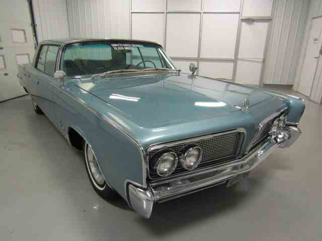 1964 Chrysler Imperial for Sale on ClassicCars.com