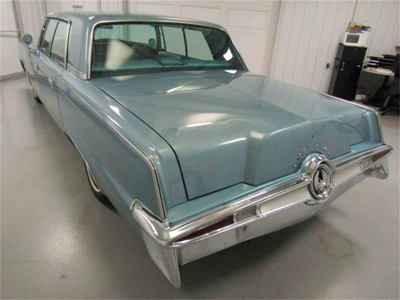Large Picture of Classic '64 Chrysler Imperial - $21,970.00 Offered by Duncan Imports & Classic Cars - JLDR