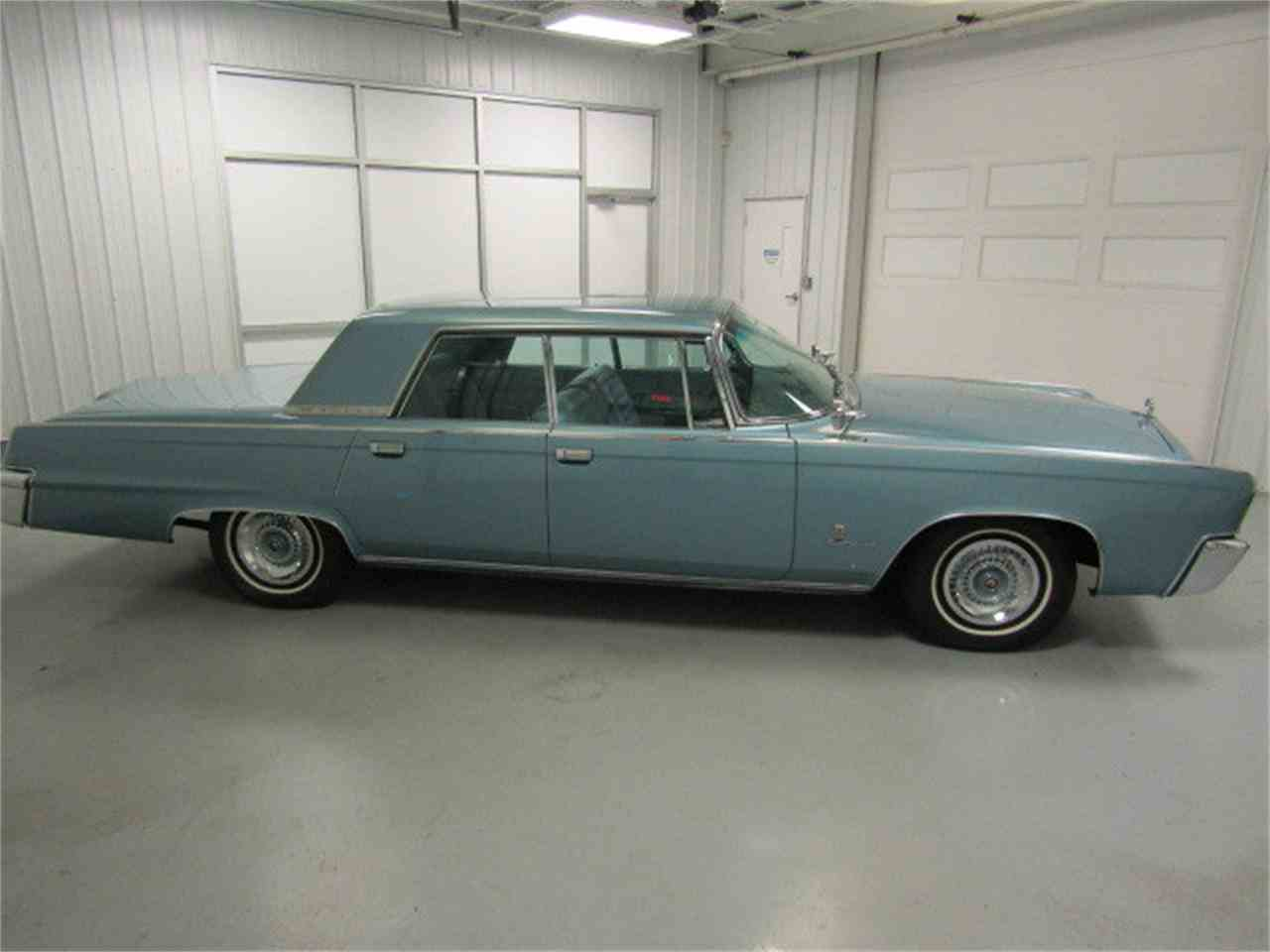 Large Picture of '64 Chrysler Imperial Offered by Duncan Imports & Classic Cars - JLDR