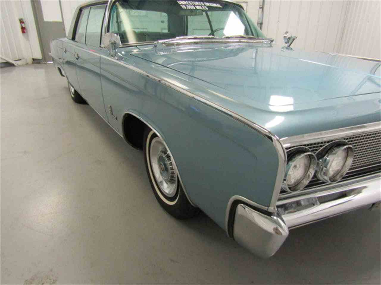 Large Picture of Classic 1964 Chrysler Imperial located in Christiansburg Virginia Offered by Duncan Imports & Classic Cars - JLDR