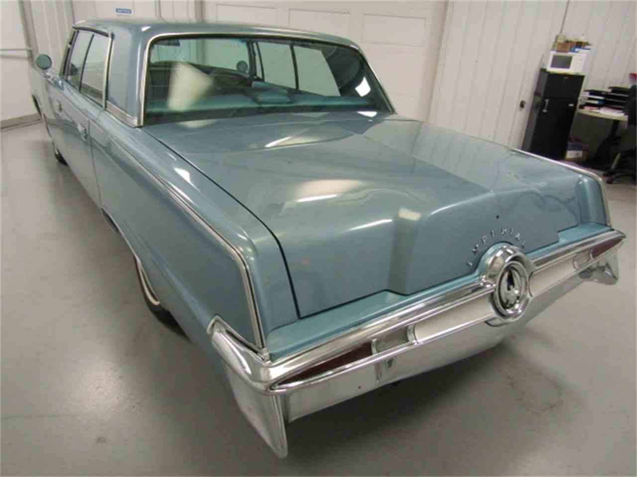 Large Picture of Classic '64 Chrysler Imperial - $21,970.00 - JLDR
