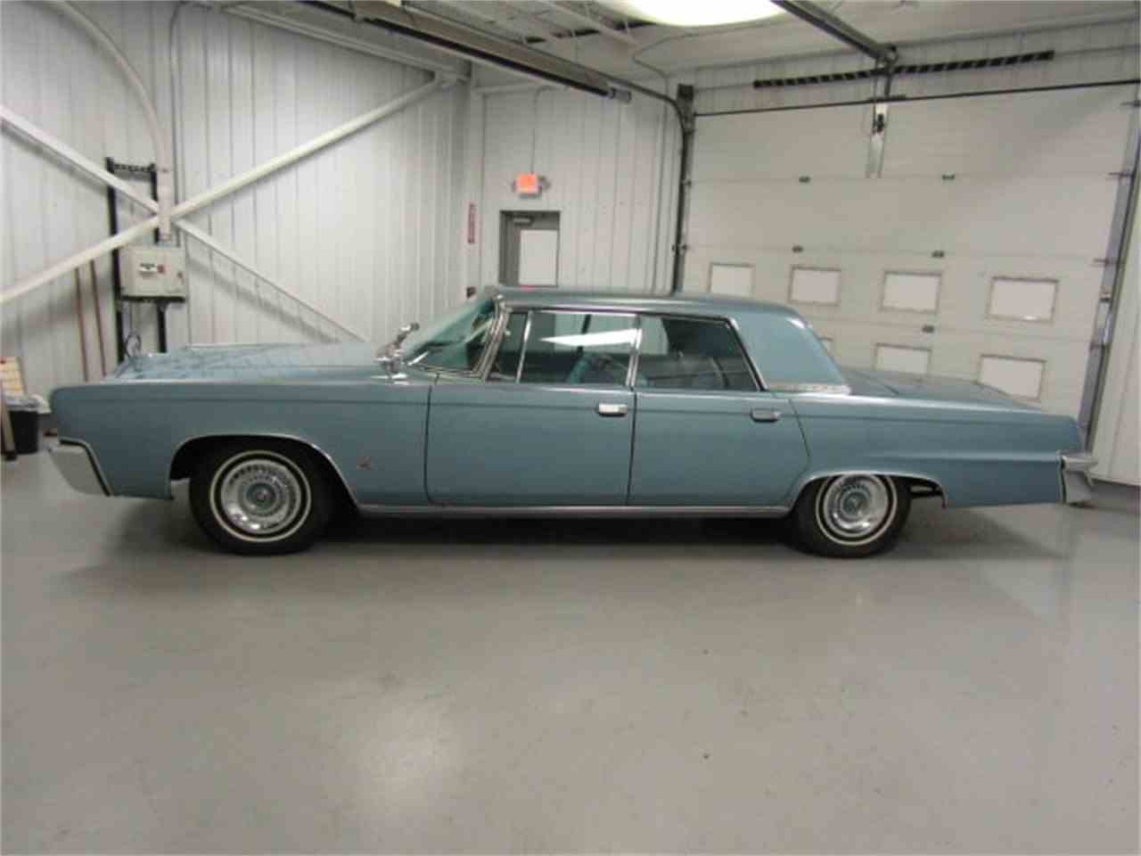 Large Picture of Classic 1964 Imperial Offered by Duncan Imports & Classic Cars - JLDR