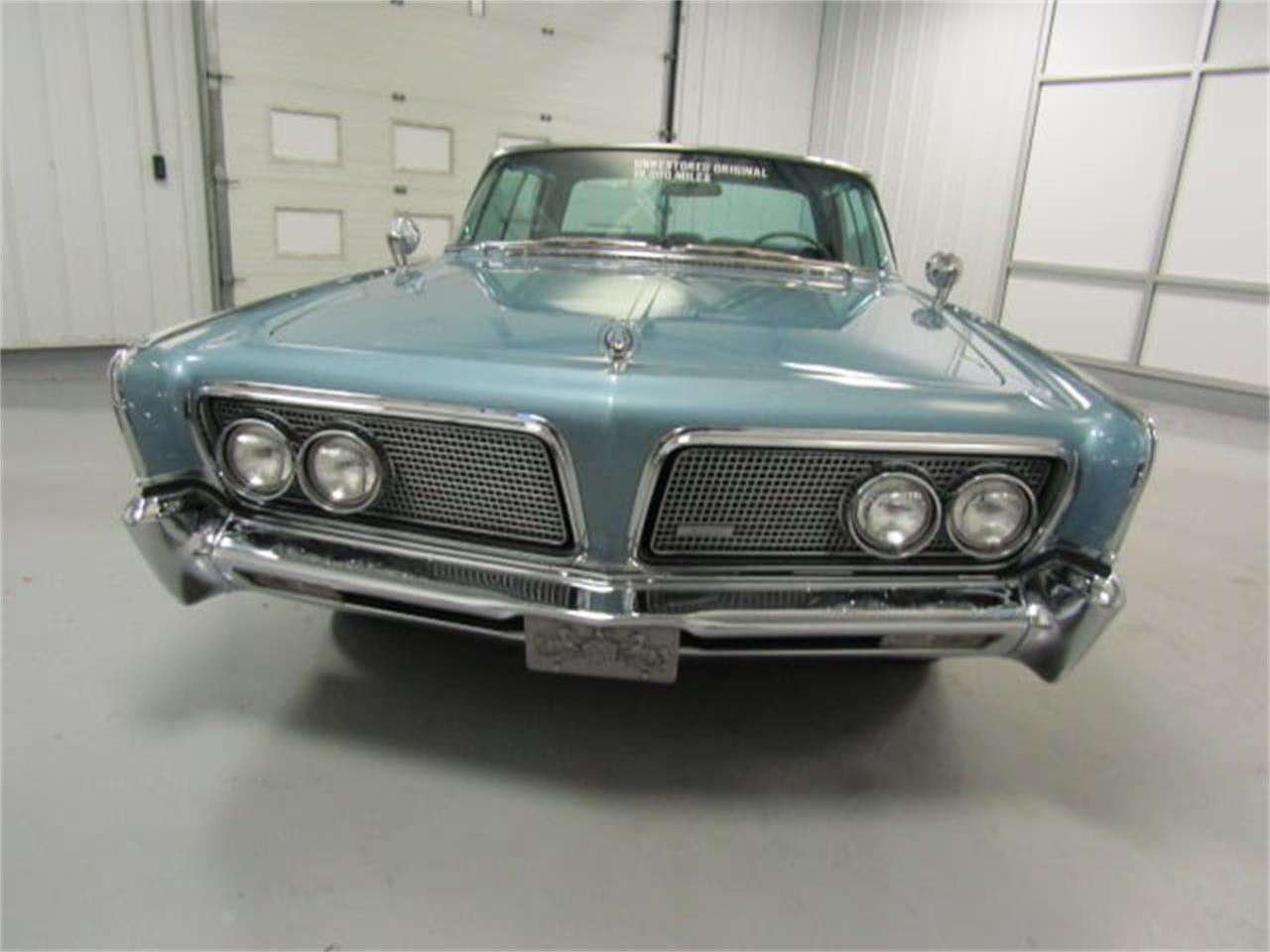 Large Picture of 1964 Chrysler Imperial located in Christiansburg Virginia Offered by Duncan Imports & Classic Cars - JLDR