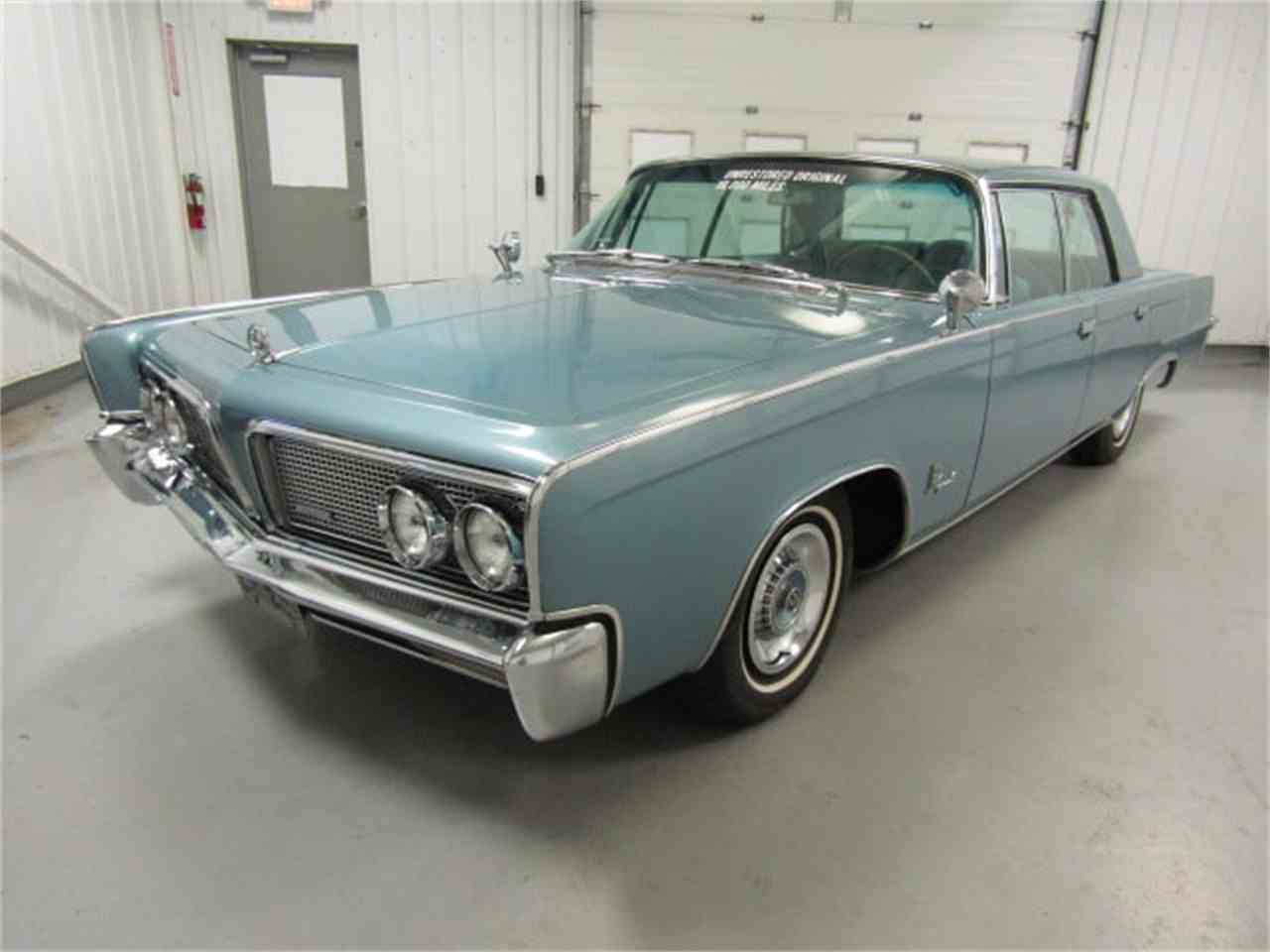 Large Picture of '64 Chrysler Imperial - $21,970.00 - JLDR