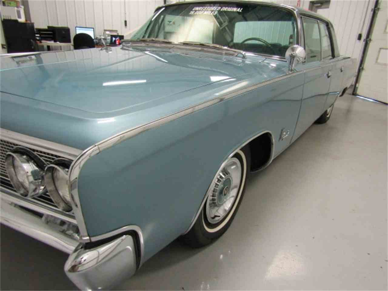Large Picture of Classic 1964 Chrysler Imperial located in Christiansburg Virginia - $21,970.00 Offered by Duncan Imports & Classic Cars - JLDR