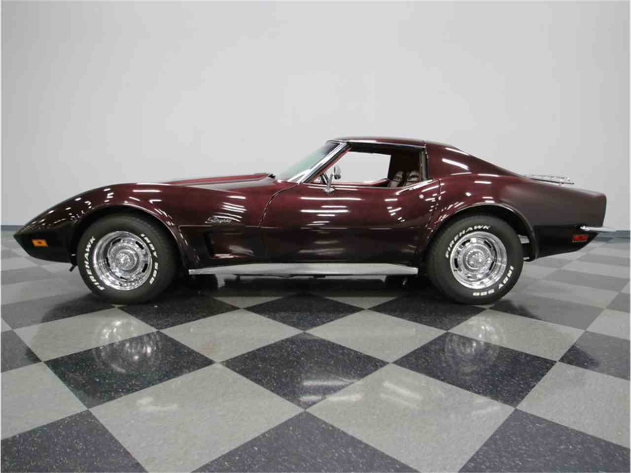 Large Picture of Classic 1973 Chevrolet Corvette Offered by Streetside Classics - Nashville - JLH6
