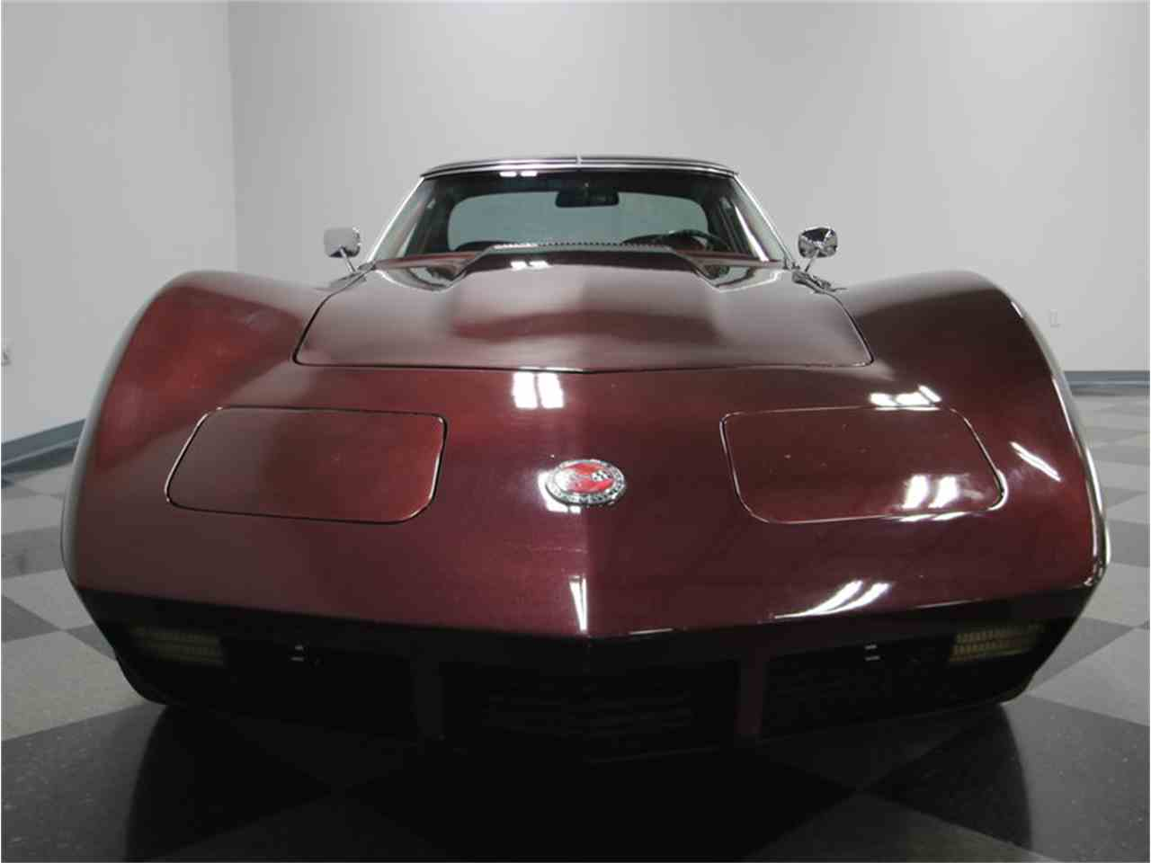 Large Picture of '73 Chevrolet Corvette located in Tennessee Offered by Streetside Classics - Nashville - JLH6