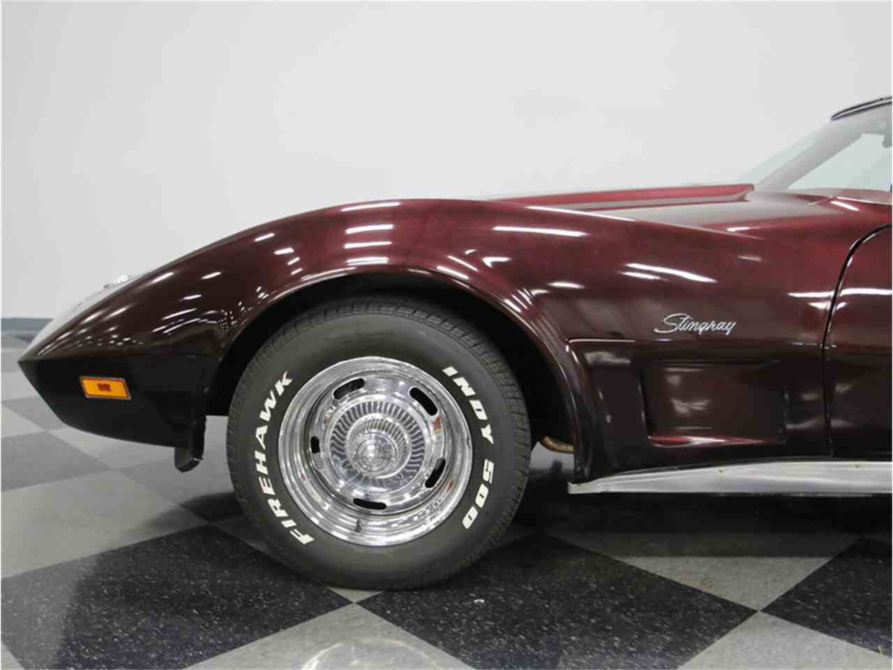 Large Picture of '73 Chevrolet Corvette located in Tennessee - $18,995.00 Offered by Streetside Classics - Nashville - JLH6